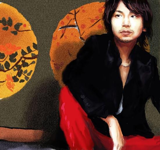 Ken Kitamura por jekyYoung